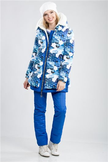 """Куртка М-3591 """"Лыжники """""""