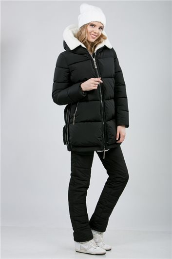 Куртка М-359 черная