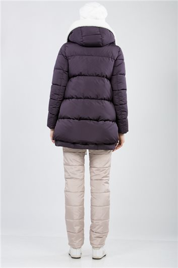 Куртка М-359 фиолет .
