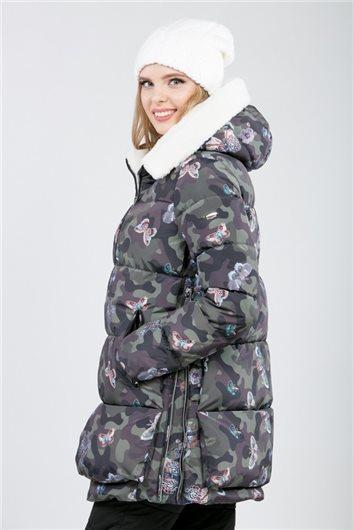 Куртка М-359 камуфляж хаки