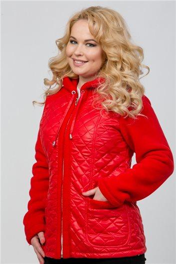 Куртка М-242 красная