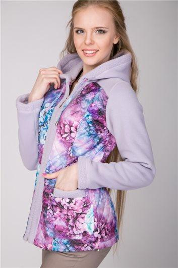 куртка М-242сирень