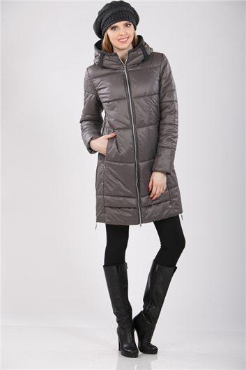 Пальто  М-336 какао