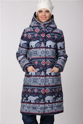 Пальто  М-306 Скандинавия