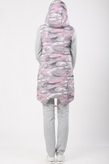 Жилет м-311 розовый камуфляж