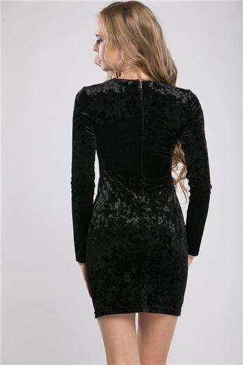 Платье М-320черное