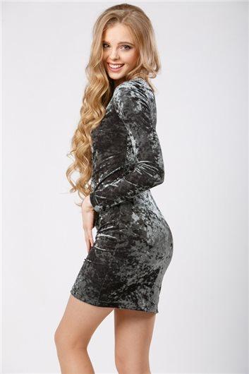 Платье М-320 хаки