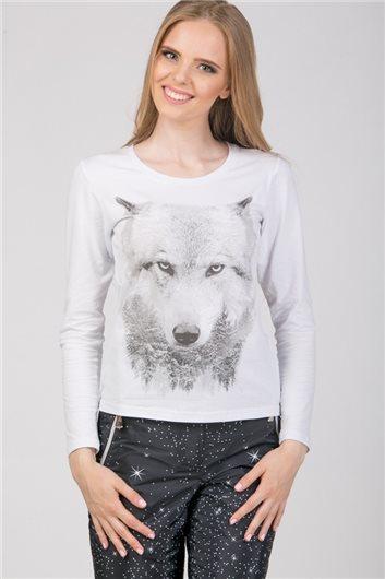 Лонгслив М-283 Волк