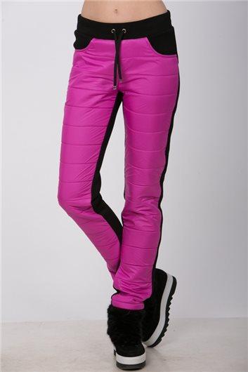 брюки м-215 фуксия